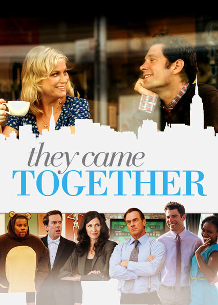 They Came Together Netflix DO (Dominican Republic)
