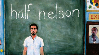Netflix box art for Half Nelson
