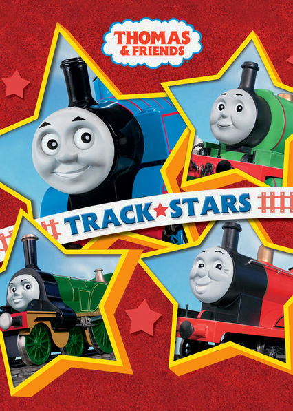 Thomas and Friends: Track Stars Netflix US (United States)