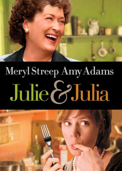 Julie and Julia Netflix BR (Brazil)