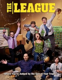 The League: Season 3: Carmenjello