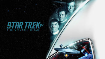 is star trek iv the voyage home on netflix usa. Black Bedroom Furniture Sets. Home Design Ideas