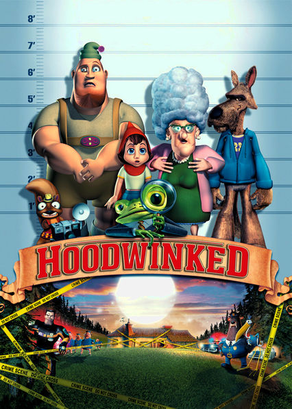 Hoodwinked Netflix US (United States)