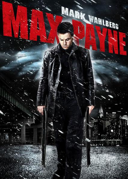 Max Payne Netflix ES (España)