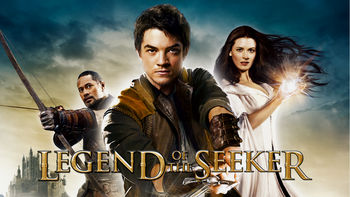 Netflix box art for Legend of the Seeker - Season 1