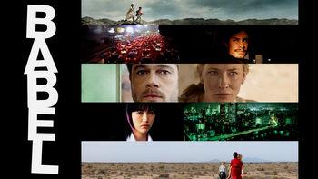 Netflix box art for Babel
