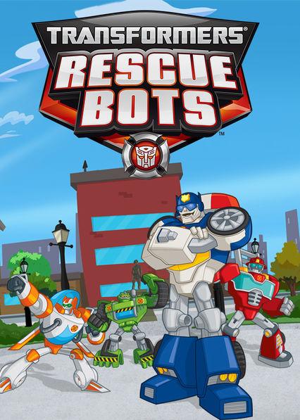 Transformers: Rescue Bots Netflix BR (Brazil)