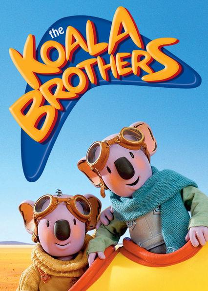 The Koala Brothers Netflix BR (Brazil)