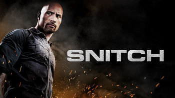 Netflix box art for Snitch