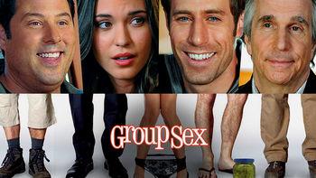 Netflix box art for Group Sex