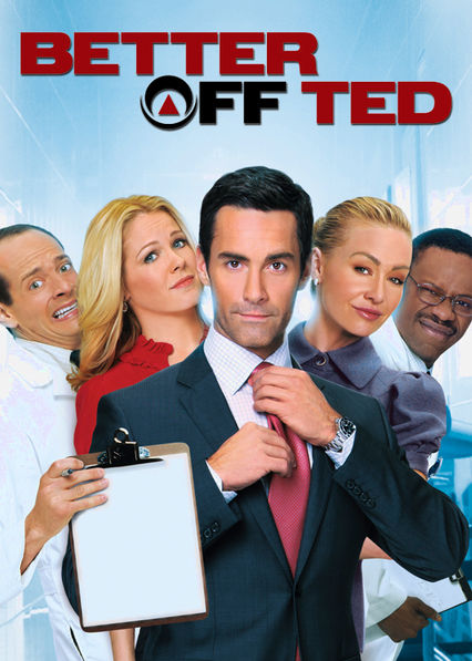 Better Off Ted Netflix PR (Puerto Rico)