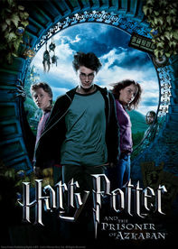 Harry Potter and the Prisoner of Azkaban Netflix AU (Australia)