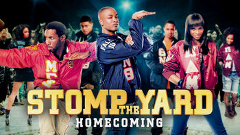 Netflix box art for Stomp the Yard: Homecoming