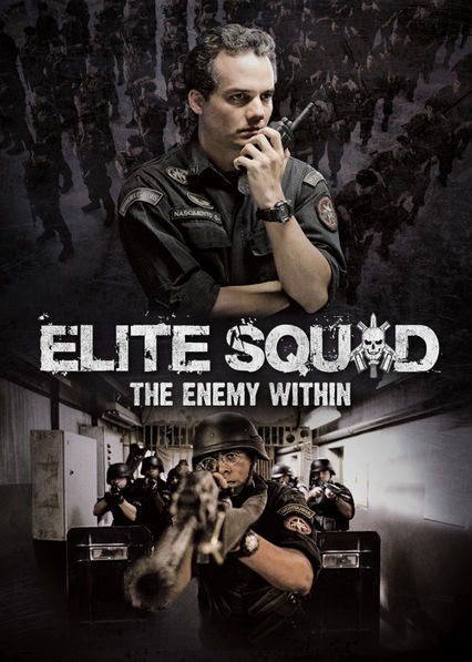 Elite Squad: The Enemy Within Netflix IN (India)