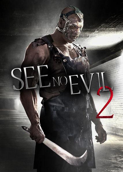 See No Evil 2 Netflix BR (Brazil)