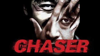 Netflix box art for The Chaser
