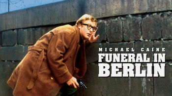 Netflix box art for Funeral in Berlin