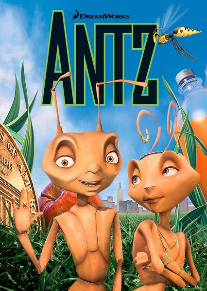 Antz Netflix BR (Brazil)