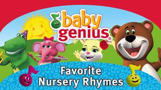 Netflix box art for Baby Genius: Favorite Nursery Rhymes