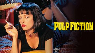 Netflix box art for Pulp Fiction