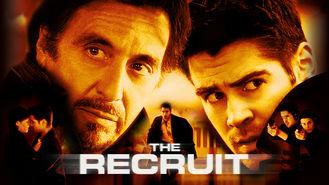 Netflix box art for The Recruit