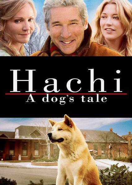 Hachi: A Dog's Tale Netflix AR (Argentina)