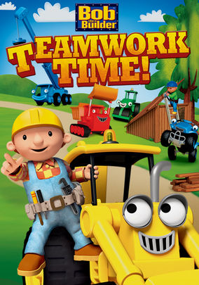 Bob the Builder: Teamwork Time!
