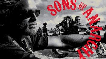 Netflix box art for Sons of Anarchy - Season 1