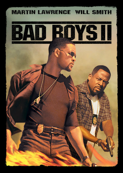 Bad Boys II Netflix KR (South Korea)
