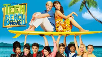 Netflix box art for Teen Beach Movie