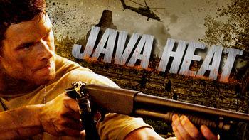 Netflix box art for Java Heat