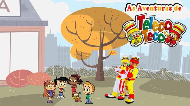 Teleco e Teco: Live Action | filmes-netflix.blogspot.com