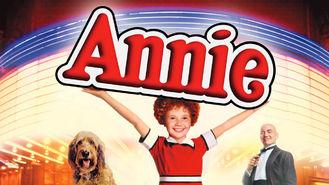 Netflix box art for Annie