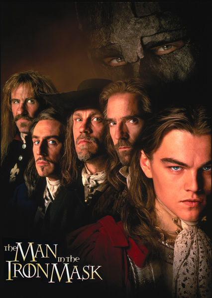 The Man in the Iron Mask Netflix AU (Australia)