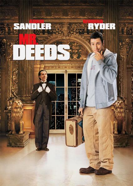 Mr. Deeds Netflix UK (United Kingdom)