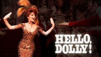 Netflix box art for Hello, Dolly!