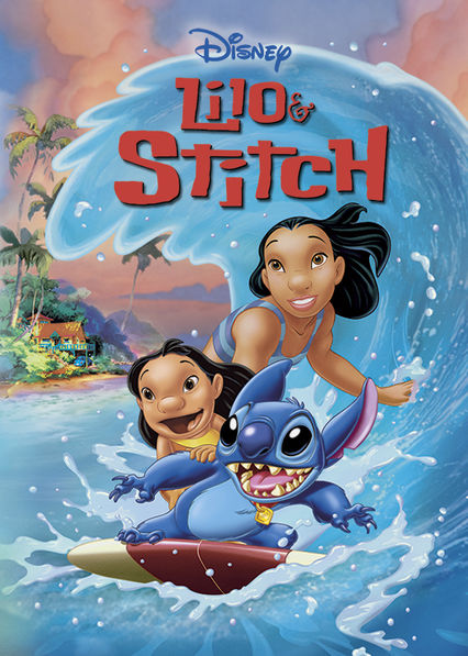 Lilo and Stitch Netflix ES (España)