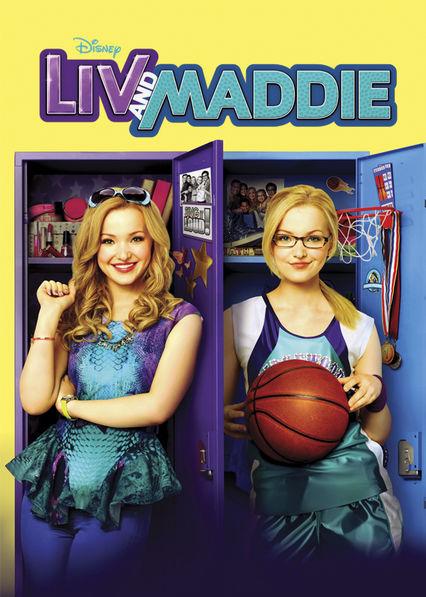 Liv and Maddie Netflix ES (España)