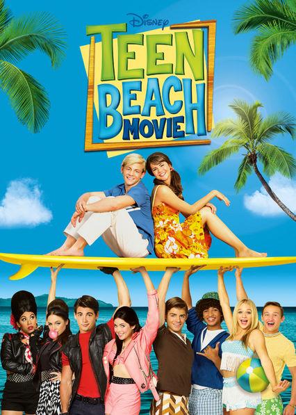 Teen Beach Movie Netflix AU (Australia)