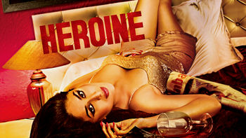 Netflix box art for Heroine