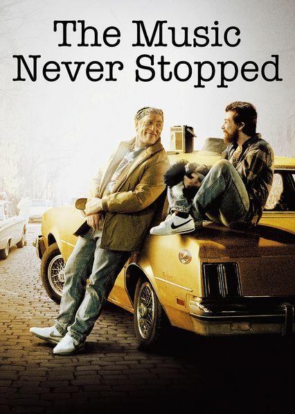 The Music Never Stopped Netflix BR (Brazil)