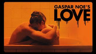 Netflix Box Art for Love