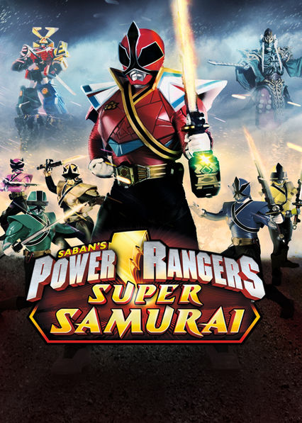 Carátula de Power Rangers Super Samurai
