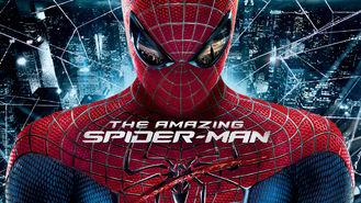 Netflix box art for The Amazing Spider-Man