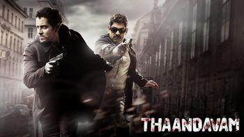 Netflix box art for Thaandavam