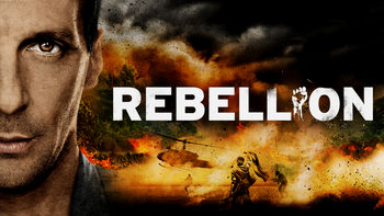Netflix box art for Rebellion