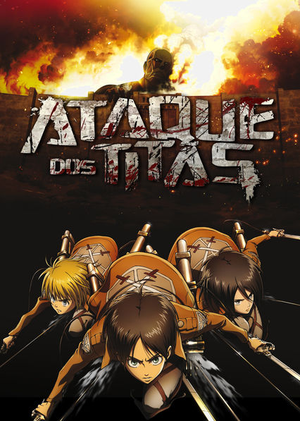 Attack on Titan Netflix ES (España)