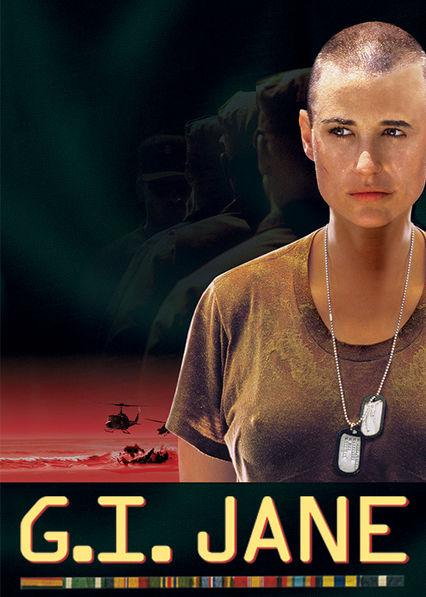 G.I. Jane Netflix MX (Mexico)