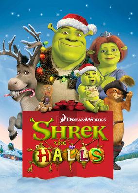 Shrek's Swamp Stories: Shrek the Halls