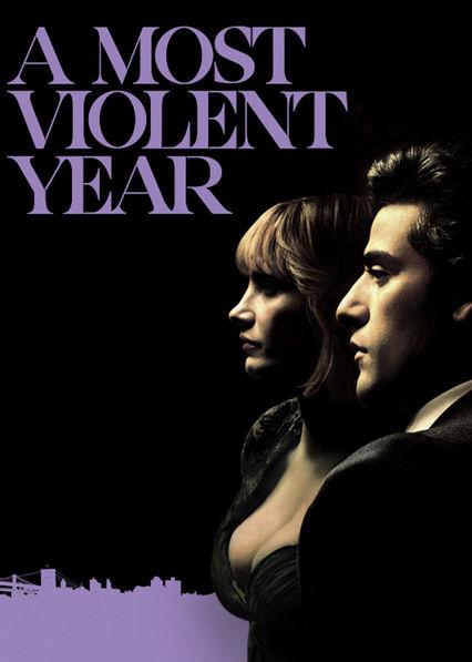 A Most Violent Year Netflix AW (Aruba)